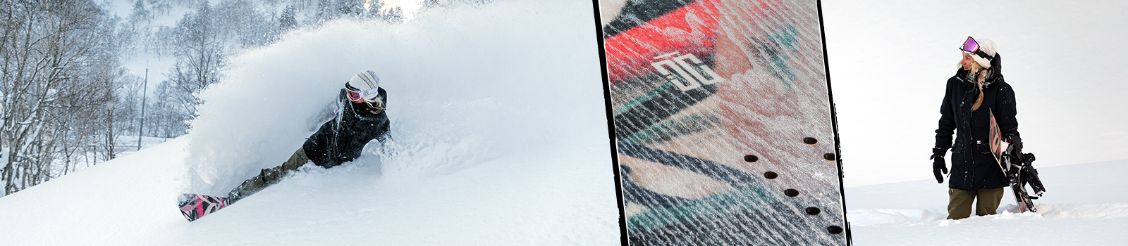 Womens Ski Clothing, Trends & Fashion by DC Shoes